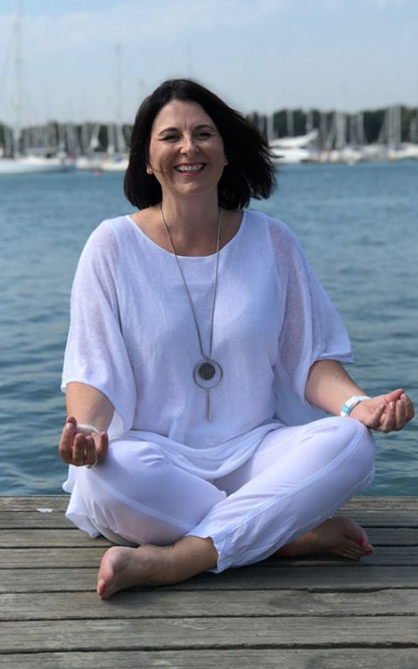 stop breathe and check-in with Sarah Kerr